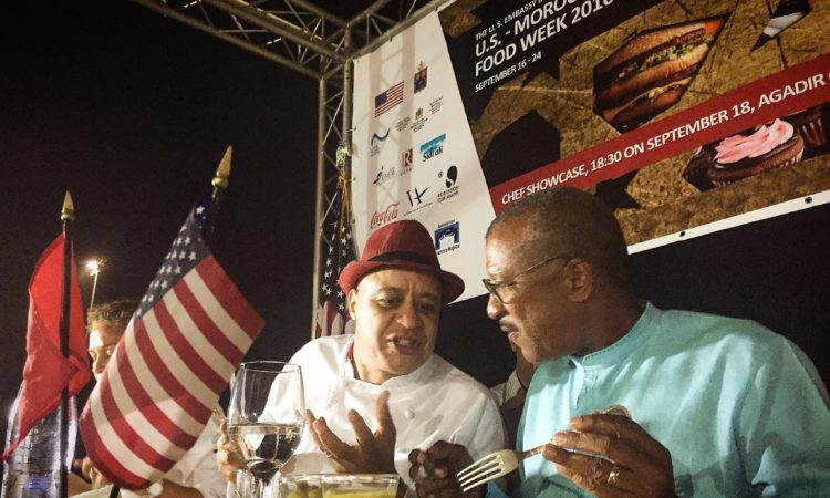 U.S. Morocco Food Week