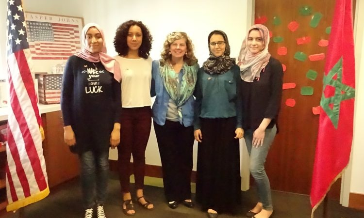 TechGirls Morocco_US Embassy Rabat_ July17