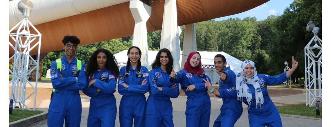 Congratulations to the 12 Moroccan students who successfully graduated from Space Camp!